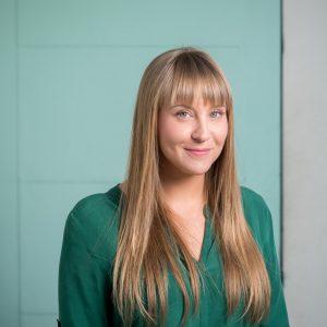 Ashley Szczepaniak | Event Sales Manager